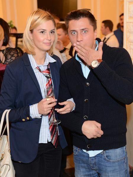 Павел Прилучный поздравил жену с днем рождения — www.wday.ru