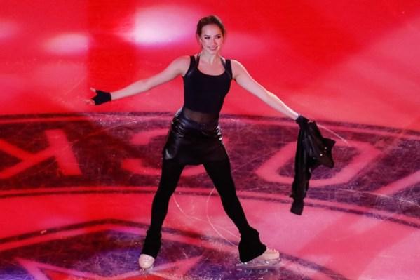 Алина Загитова отказалась до конца года от соревнований ...