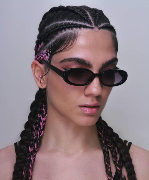 Прически с косами: 8 стильных вариантов на лето | ELLEGIRL