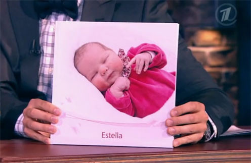 Юрий Шатунов показал новорожденную дочку | StarHit.ru