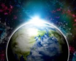 宇宙 引き寄せの法則