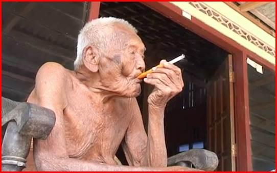 ムバ・ゴト 146歳