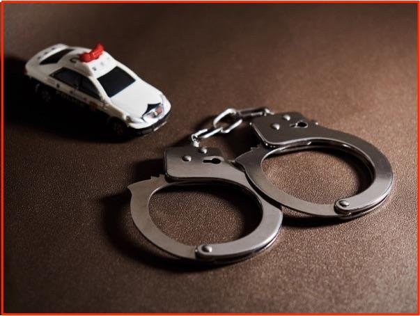警察 逮捕