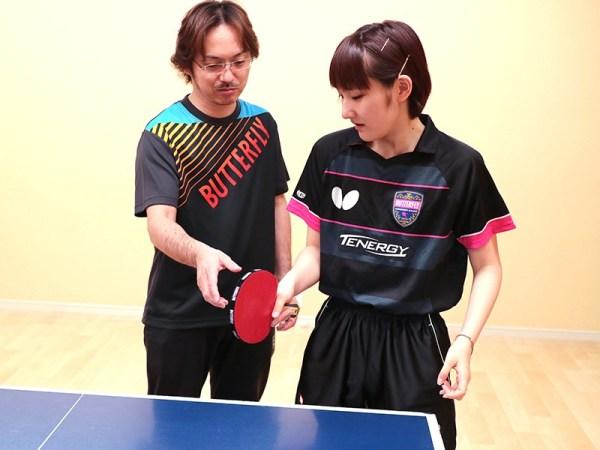 加藤功二 加藤美優 卓球