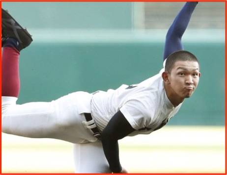 柿木蓮 大阪桐蔭高校 野球