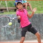 松田絵理香(テニス)はかわいいけど日焼け肌がスゴイ!出身中学や全国ランキングも調査!