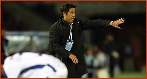 西野朗 サッカー 監督