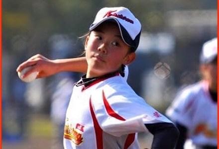 佐藤なつみ(女子野球ピッチャー)がかわいいけど父親や家族の情報は?出身中学や高校の進路も気になる!