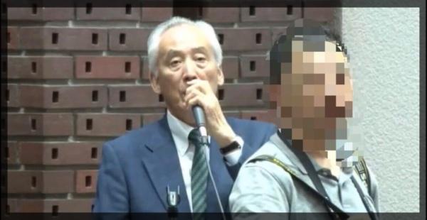 米倉久邦 日大会見 司会者
