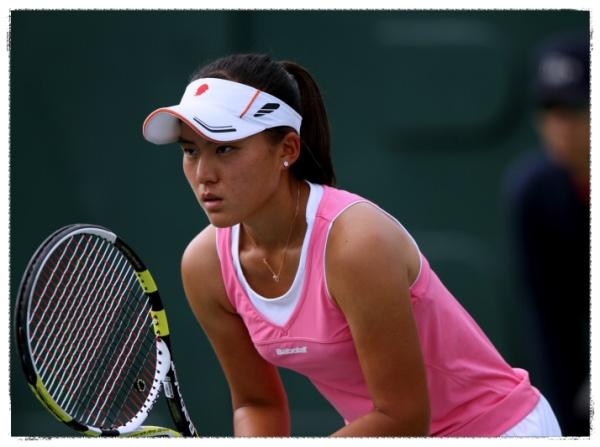 二宮真琴 テニス