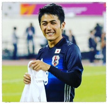 大島僚太 サッカー 日本代表