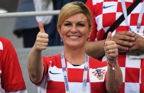 キタロヴィッチ クロアチア大統領