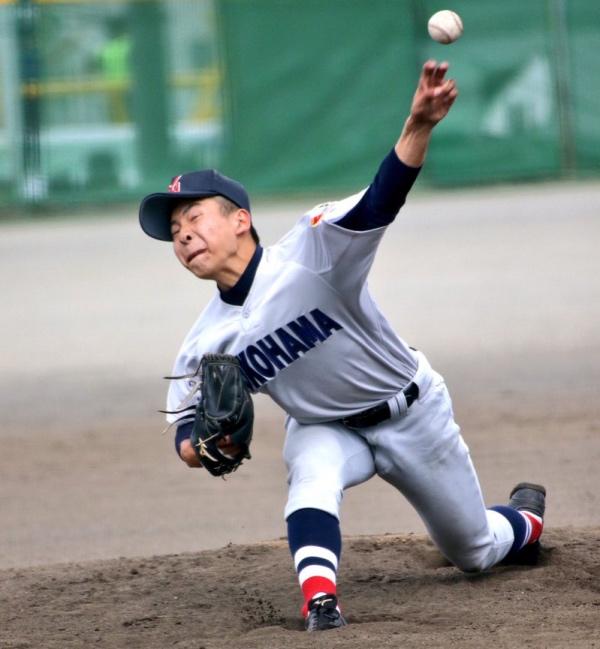 板川佳矢 横浜高校