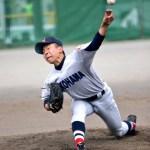 板川佳矢(横浜高校)の出身中学や身長やドラフトで選ばれる可能性は?最高球速や変化球の球種も調査!