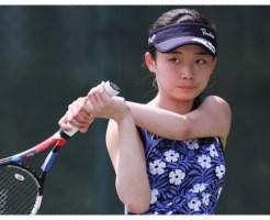 荒川晴菜 プロテニスプレーヤー