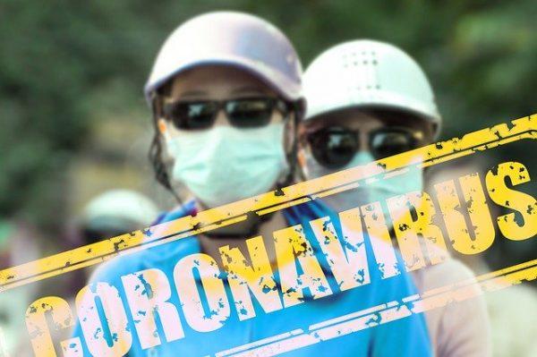 新型コロナウイルス マスク