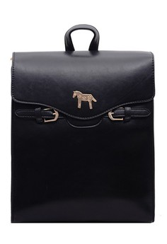 Vince  European Designed Backpack ( Black )