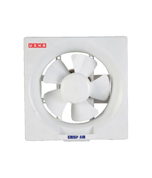 usha 10 inch 250 mm crisp air ventilating exhaust fan