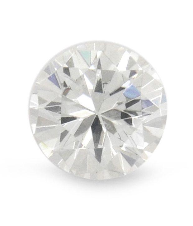Barishh Gems White Zircon 7 25 Ratti Certified Gemstone