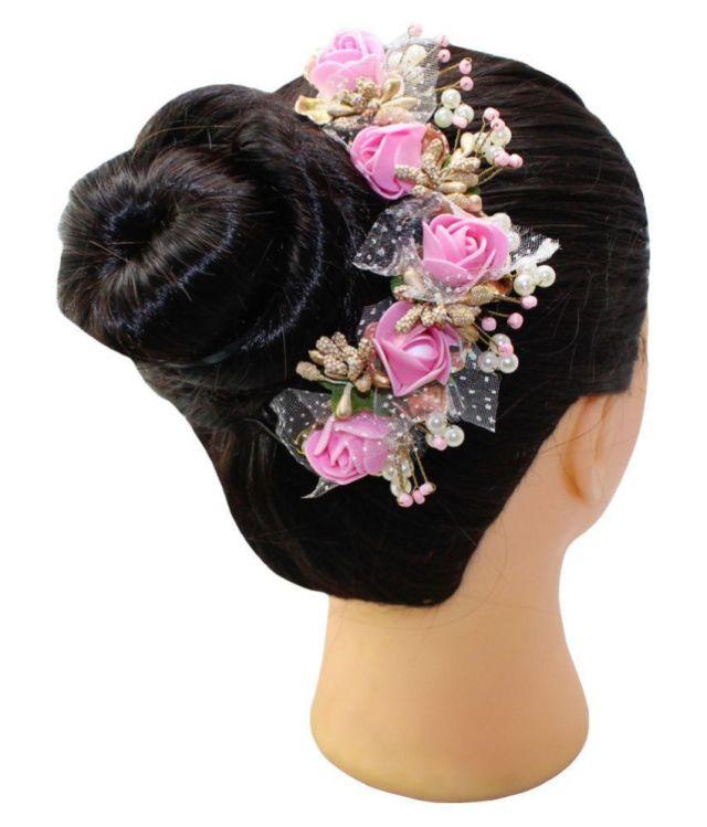 ear lobe & accessories multi party hair clip