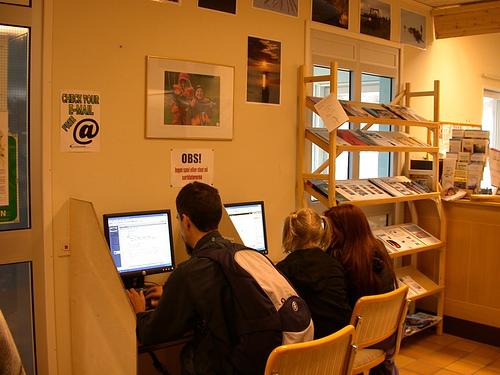 public internet, by:  fedro