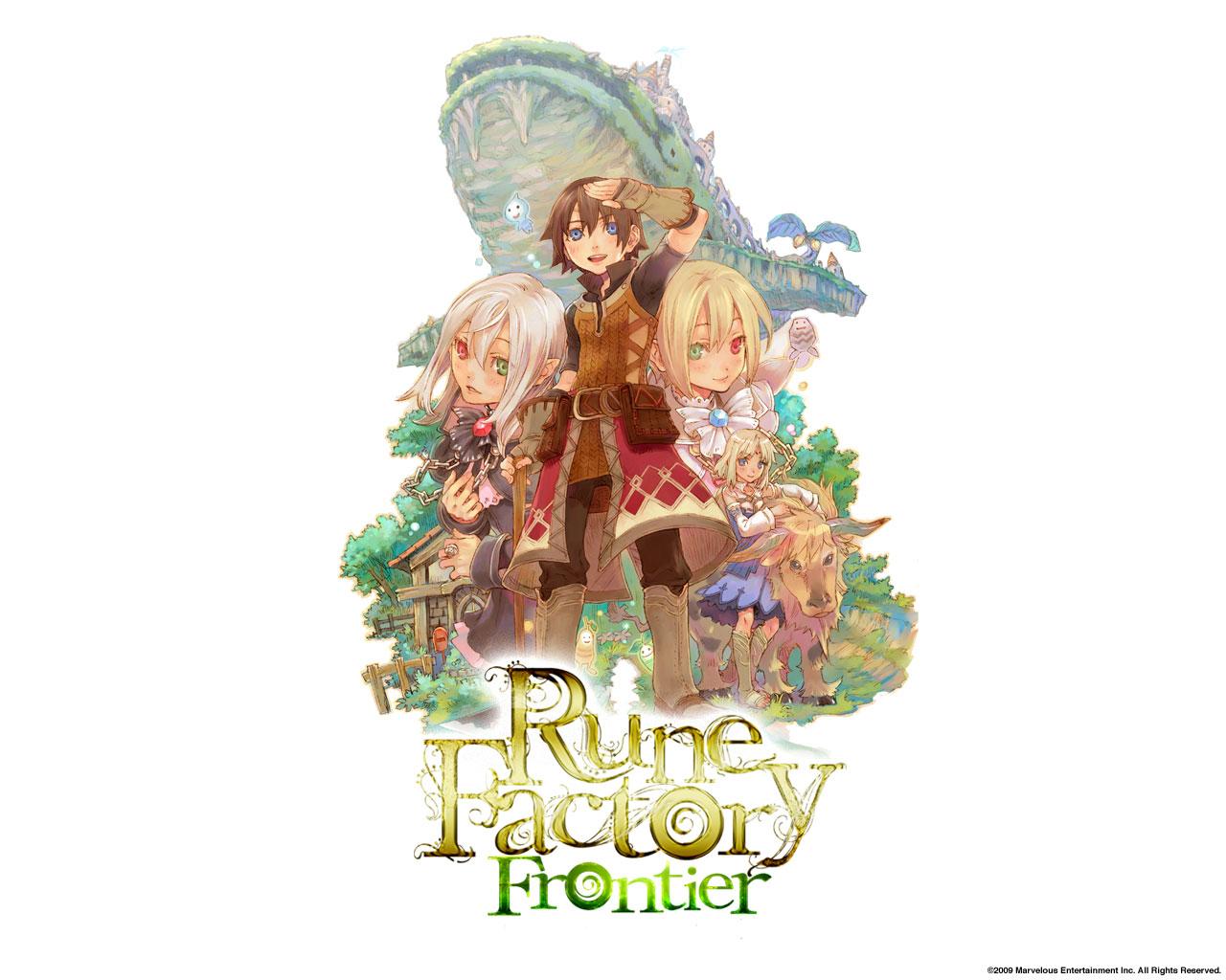 Un Rune Factory 3DS è Possibile
