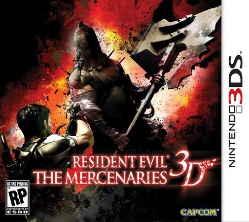 Resident Evil: The Mercenaries 3D. Info, Trailer, Immagini