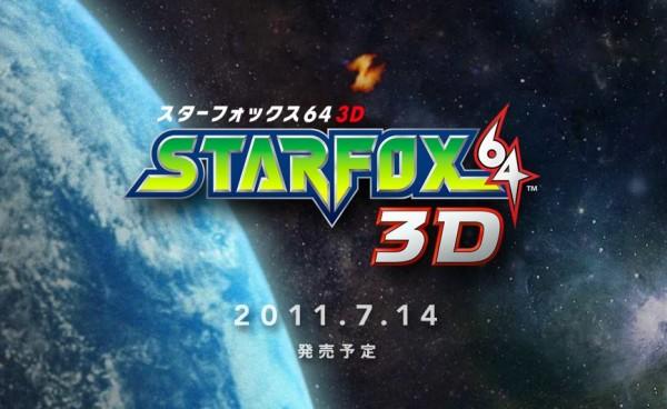 Nuovi Trailer per Star Fox 64 3D