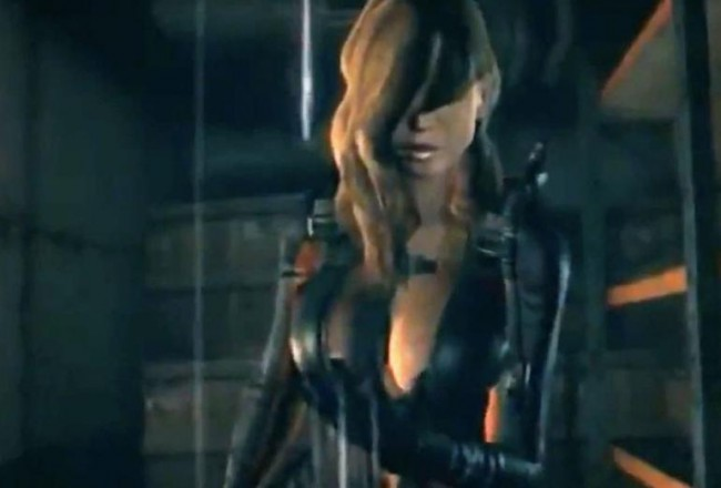 Resident Evil: Revelations: Rachel Mostrata in Video