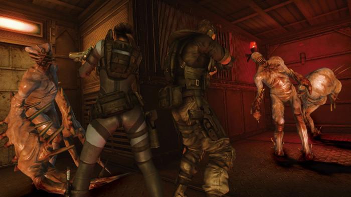 Resident Evil Revelations Arriva su Pc e Console