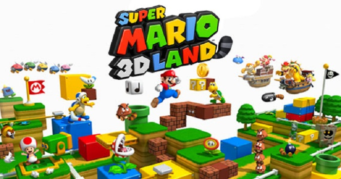 Nintendo Regala Super Mario 3D Land