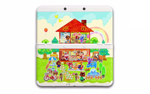 New 3DS, Cover e Accessori per Animal Crossing: Happy Home Designer