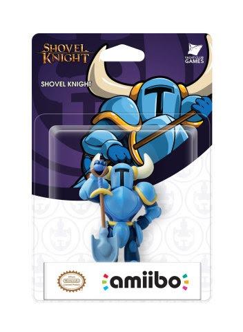 Amiibo di Shovel Knight