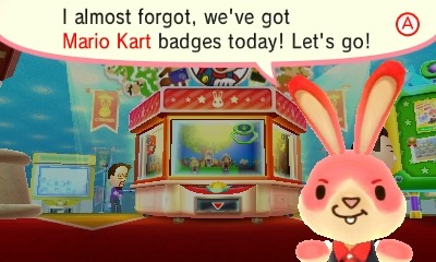 Aggiornamenti Frequenti ed Hello Kitty per Nintendo Badge Arcade