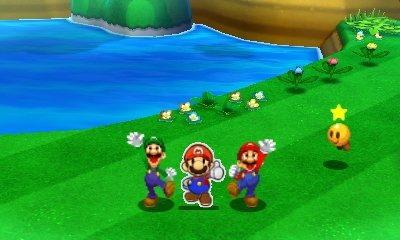 Novità e Data di Mario & Luigi: Paper Jam Bros.