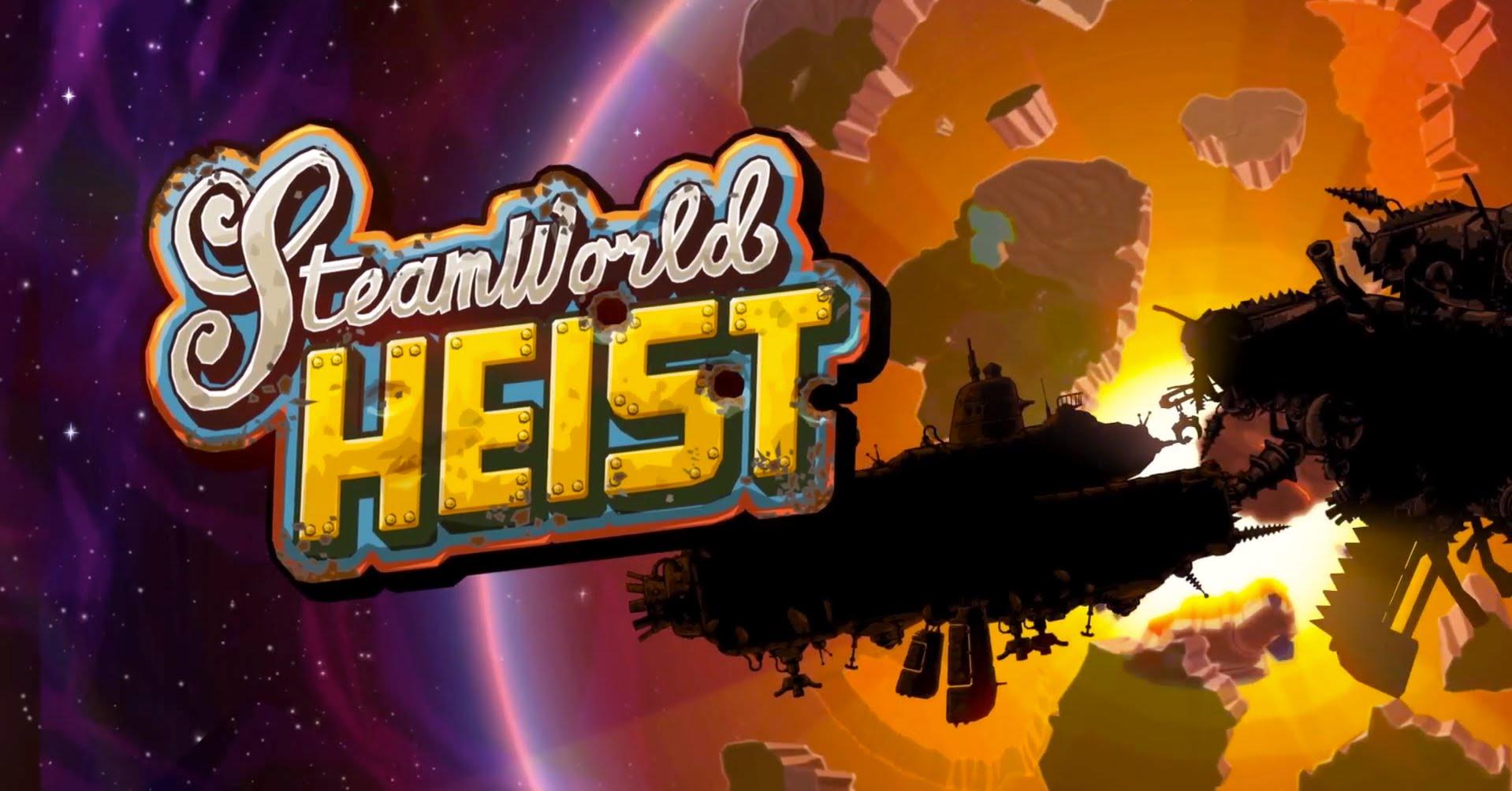 SteamWorld Heist Arriva a Dicembre su 3DS