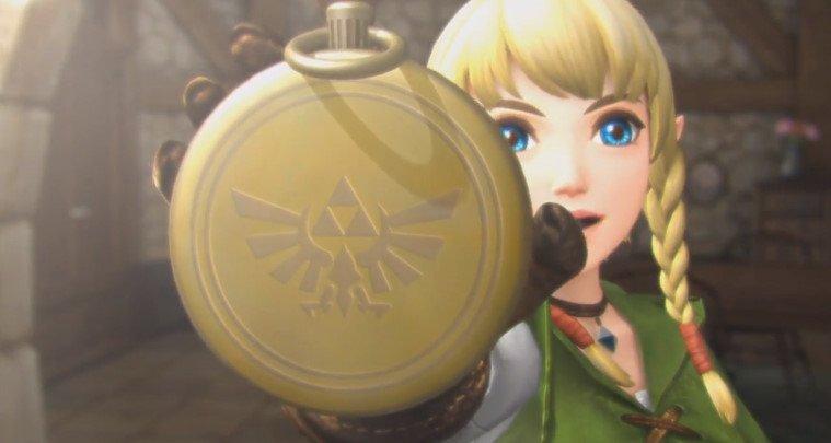 Linkle Arriva in Hyrule Warriors Legends