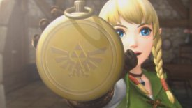 Linkle Arriva in Hyrule Warriors Legends
