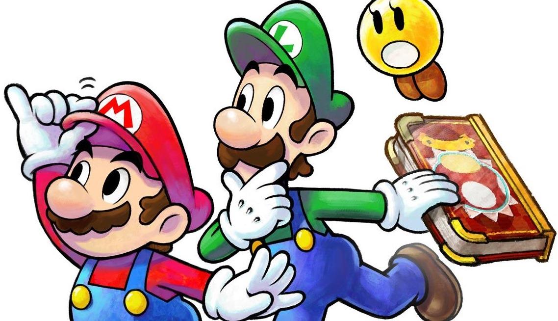 Tre Trailer di Mario & Luigi: Paper Jam Bros