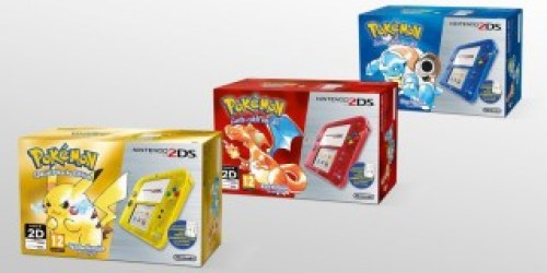 Nuovi 3DS Pokémon Bundle 1