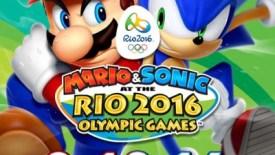 Uscita di Mario & Sonic at the 2016 Rio
