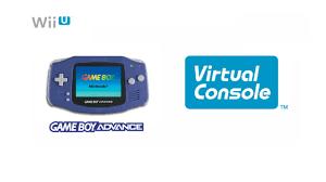 GameBoy Advance Virtual Console