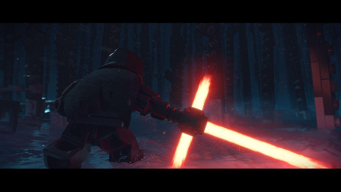 Lego Star Wars The Force Awakens Annunciato per Console