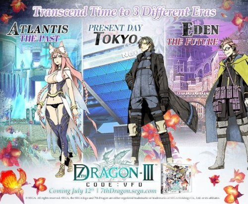 data americana per 7th dragon III