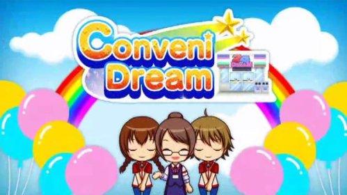 Conveni Dream Arriva su eShop Americano