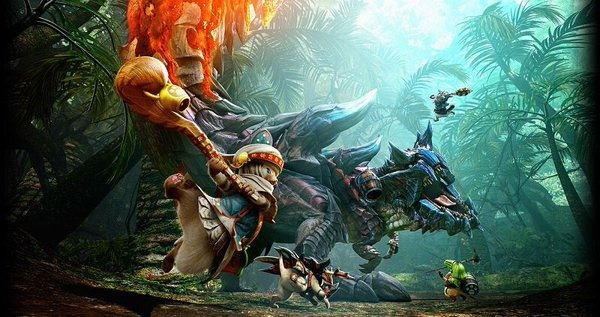 Nuovi Video di Monster Hunter Generations