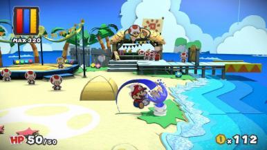 Data di Paper Mario Color Splash 1