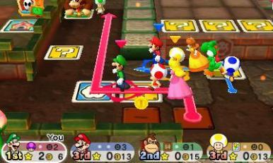 Presentazione di Mario Party Star Rush all'E3 7