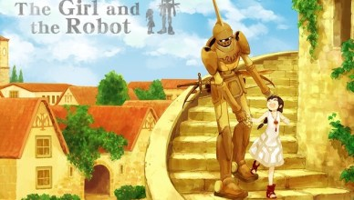 The Girl and the Robot in Estate
