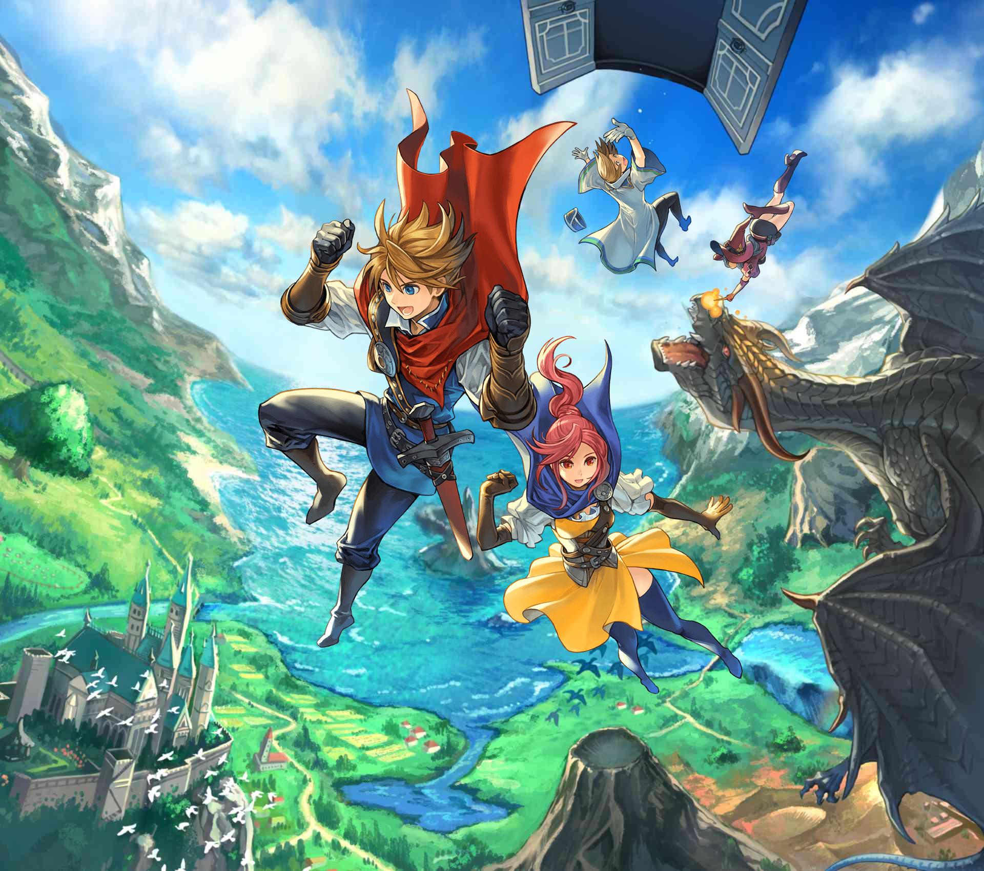 Prime Immagini di RPG Maker Fes